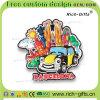 Les cadeaux de promotion ont personnalisé des aimants Espagne (RC-SN) de réfrigérateur de Barcelone de dessin animé de PVC