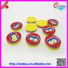El bebé colorido 2-Hole de la manera arropa el botón de los cabritos del plástico de los botones (XDJZ-027)
