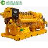 Groupe de générateur de gaz de marque 500kw de marque supérieure