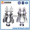 Bâti de compression de précision de qualité pour les pièces en aluminium