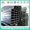 Tubo de acero cuadrado laminado en caliente o en frío para multiusos