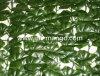 Graden 인공적인 잎 DIY 산울타리 담 (MW16008)