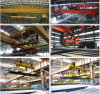 Scrap Steel Casting PlantのためのセリウムSGS ISO Certificate QC Model Magnet Crane