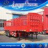 3 de Semi Aanhangwagen van de Lading van het Type van Omheining van de Staaf van het Pakhuis van assen 60t voor Verkoop