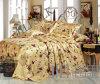 Напечатанные Silk распространения постельных принадлежностей
