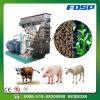 Pallina organica del fertilizzante del concime di funzionamento conveniente che fa macchina