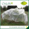 Couverture blanche respectueuse de l'environnement d'usine de jardin de PE d'Onlylife