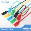 Plastic registrabile Container Seal tramite PA (YL-S360)