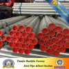 BS1387 Galvanized Conduit con Threading Extremo