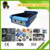 Máquina de corte por grabado CNC láser con certificado Ce para acrílico / papel / tela
