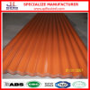 Farbiges Galvanized Corrugated Steel Sheet für Roofs