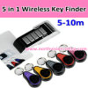 5 dans 1 Wireless Alarm Anti Lost Electronic Key Finder (FD-51)
