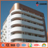 セルビアBuilding Material 4mm Exterior Panel Composite Aluminum (AF-418)