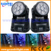 LED 7PCS*12W RGBW 4in1 Moving Head Light
