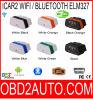 Поверхность стыка диагностики Icar 2 Elm327 Bluetooth/WiFi блока развертки Vgate 327 Icar2 Bluetooth OBD