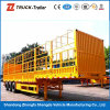Whole Sale를 위한 2016China Competitive Price ISO Steel Fence Semi Trailer
