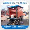 Qualitäts-bewegliche hydraulische Scissor anhebende Plattform (SJY)