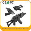 Azionamento personalizzato dell'istantaneo del USB di figura della pistola del PVC (PER ESEMPIO 641)