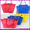2014の新しいデザイナー革製バッグの女性の余暇のハンドバッグ