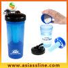 Трасучка гимнастики протеина, изготовленный на заказ бутылка трасучки деятельности при спорта логоса
