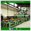 Schmieröl und Gas Tubing Outer Burnishing Shot Blasting Machine