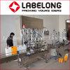 3-10L tipo linear máquina de rellenar líquida