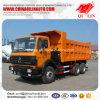 Hete Verkoop 20cbm van China Van Rear de Vrachtwagen van de Stortplaats voor Vervoer van het Zand