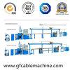 Chaîne de production en plastique d'extrusion de fil de faisceau de PVC/ligne à grande vitesse d'extrusion de fil de construction