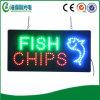 Signe ouvert du signe DEL de poissons de DEL (HSF0158)