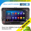 Vista reprodutor de DVD GPS do carro Android 5.1 de Imageerisin Es3048V maior 7 do  para EOS Sharan de Jetta do golfe da VW Passat
