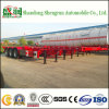 3 Radachse 40f Skeleton Container Truck Chassis Trailer