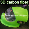 стикер 3D Carbon Fiber Film Vinyl обруча 1.52mx30m Car с Free Bubble