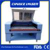 アクリルのプラスチック革ゴム製二酸化炭素の切断の彫版レーザー機械
