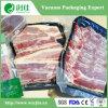Sac en plastique d'emballage de nourriture de vide du PE EVOH Tranparent de PA pour la viande