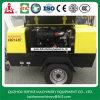 Kaishan Lgcy-2.5/7のディーゼル駆動機構Towableねじ空気圧縮機