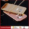 アルミニウム金属Samsungs8のための豊富なフレームミラーの携帯電話の箱
