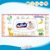 120PCS Nat Schoonmaken van de Zorg van de Baby van Vera OEM van het Aloë van de verpakking veegt af