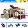 Vollautomatische hydraulische Plasterungs-Ziegelstein-Maschine