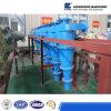 L'idrociclone, ciclone dell'acqua usato per finezza ricicla