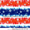 Американские ткани печатание Star&Stripe 80%Nylon 20%Spandex типа для Swimwear