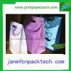 Sackt kundenspezifische Farbe gedrucktes Form-Geschenk Papierbeutel ein