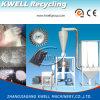 PVC, PE, LDPE, LLDPE, machine en plastique de Pulverizer de pp