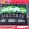 Visualización de LED fija a todo color al aire libre de HD para Digitaces que hacen publicidad