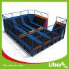 Parque interno personalizado do Trampoline de Dodgeball