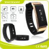 Aptidão do monitor do sono das calorias da distância do podómetro que segue o relógio de Bluetooth