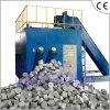 Imprensa de ladrilhagem de alumínio horizontal das perfurações com grande saída