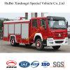 пожарная машина Euro4 воды 8ton HOWO