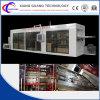 Vollautomatische drei Station-Plastikplatte/Tellersegment/Filterglocke, die Maschine herstellt