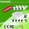 Наборы камеры PLC NVR & IP H. 264 канала Cantonk 4