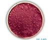 Macchia viola lilla viola di colore dei pigmenti di ceramica
